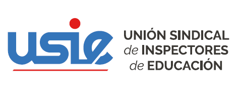 Logo Usie. Union Sindical de Inspectores de Educación